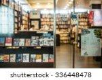 de focused blur image of a... | Shutterstock . vector #336448478