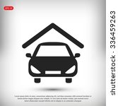 car icon | Shutterstock .eps vector #336459263