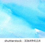 water brush painting stylized... | Shutterstock .eps vector #336494114