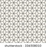 abstract geometric pattern...   Shutterstock .eps vector #336508010