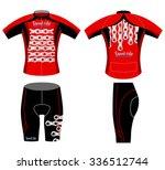 cyclist speed vector design... | Shutterstock .eps vector #336512744