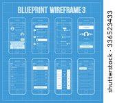 mobile app wireframe ui kit 3....