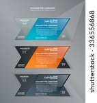 set horizontal tariffs banners. ...