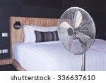 Electric Fan In The Room