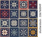 Knitted Pattern  Knitting ...