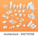 vector isometric center of the... | Shutterstock .eps vector #336770768