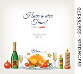have a nice time background | Shutterstock .eps vector #336789170