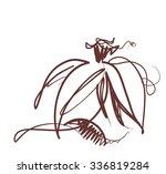 narcissus  spring  spring... | Shutterstock . vector #336819284