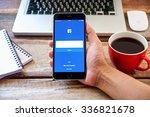 chiang mai thailand   nov 09 ... | Shutterstock . vector #336821678