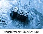 internet  social media   blog... | Shutterstock . vector #336824330