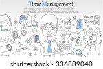 doodle line design of web...   Shutterstock .eps vector #336889040