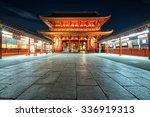 tokyo   sensoji ji temple in...   Shutterstock . vector #336919313