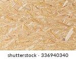 oriented strand board ... | Shutterstock . vector #336940340
