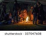 sentilj  slovenia   7 november...   Shutterstock . vector #337047608