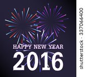 Happy New Year 2016 With...