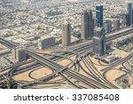 Dubai  Uae   October 03  Urban...