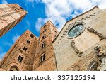 View Of Albenga Cathedral  ...