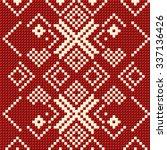 trendy  contemporary ethnic...   Shutterstock .eps vector #337136426