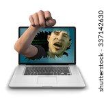 Internet Troll  Hacker Or Cybe...