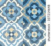 Floor Tiles   Seamless Vintage...