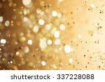 Christmas Gold Background....