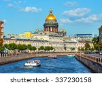 Saint Isaac Cathedral  Across...