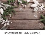 christmas background | Shutterstock . vector #337335914