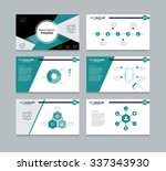 abstract vector business ... | Shutterstock .eps vector #337343930