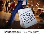 modern shopper with black