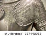 Detail Of An European Medieval...