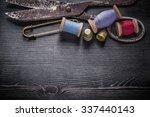 Group Of Vintage Scissors...