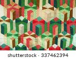 Vintage Christmas Quilt ...