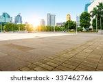 china guangzhou city plaza ... | Shutterstock . vector #337462766