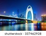 Zhujiang River And Modern...