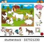 cartoon vector illustration of... | Shutterstock .eps vector #337521230