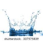 water | Shutterstock . vector #337575839