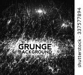 abstract black grunge...   Shutterstock .eps vector #337577894