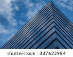 edge of the building the corner ... | Shutterstock . vector #337622984