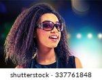 afro. | Shutterstock . vector #337761848