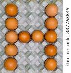 set of eggs alphabet a   z show ...