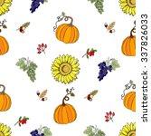 seamless pattern for... | Shutterstock .eps vector #337826033