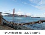 Golden Gate Bridge And Cargo...