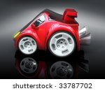 sports car | Shutterstock . vector #33787702