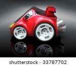 sports car | Shutterstock . vector #33787702