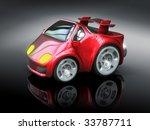 sports car | Shutterstock . vector #33787711