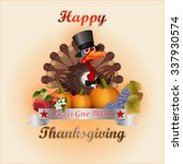 Happy Thanksgiving Message And...