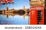 London Symbols With Big Ben An...