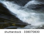 small rapids in the sugar river ...   Shutterstock . vector #338070830