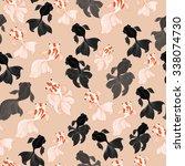 Goldfish And Blackmoor Pattern...