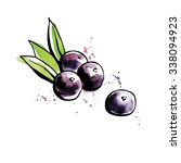 vector illustration of super... | Shutterstock .eps vector #338094923